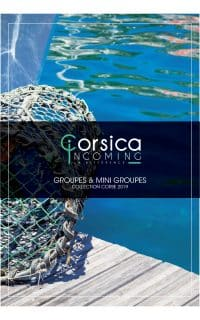 Corsica Incoming Groupes et mini Groupes 2019